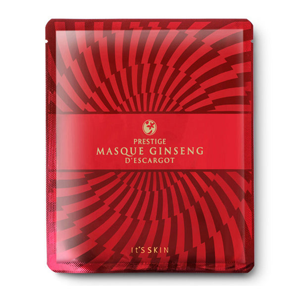 IT'S SKIN PRESTIGE Masque Ginsneg d'escargot 5Pcs
