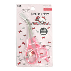 Kai Hello Kitty Limited Edition Eyebrow Scissor with Removable Comb