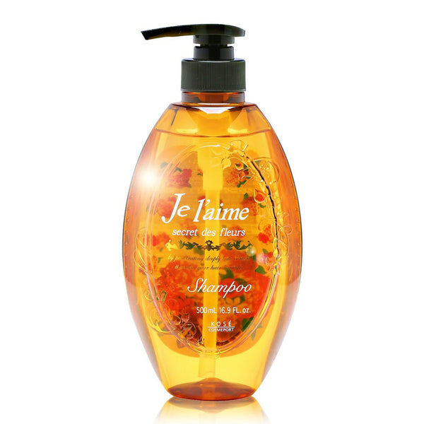 Kose Je l'aime Shampoo 500ml Hair Care Moist Repair -Orange