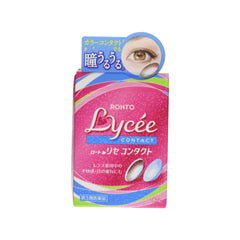 Rohto Lycee Contact Eye Drops 8ml for Contact Lens Users