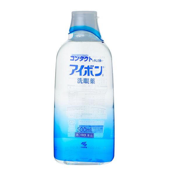 Kobayashi Eye-bon Eye Wash Liquid - Blue
