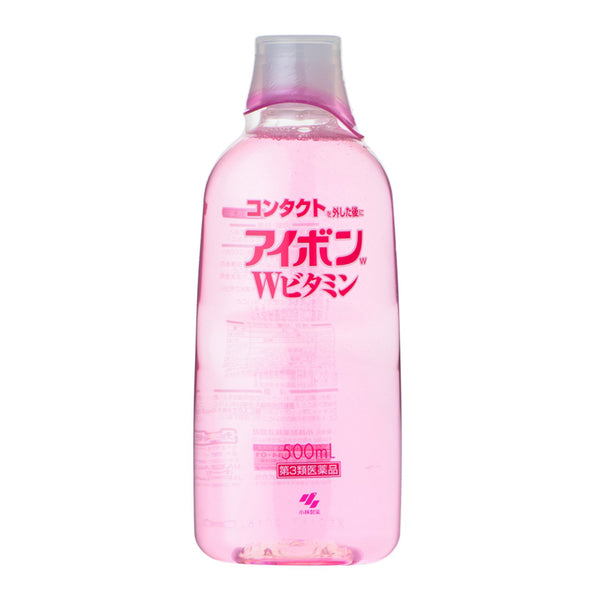 Kobayashi Eye-bon Eye Wash Liquid - Pink