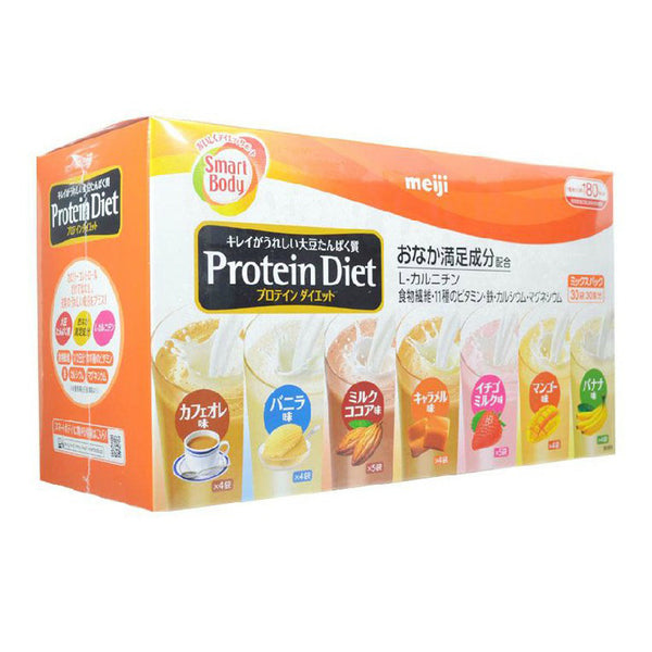 MEIJI Protein Diet Mix Pack 30pack
