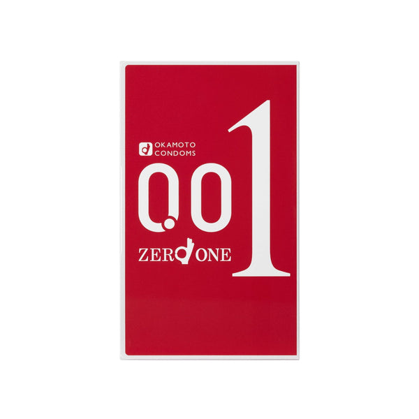 Okamoto Condoms Zero One 0.01mm 3pieces