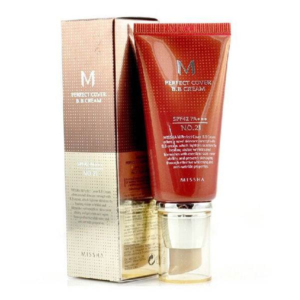 MISSHA Perfect Cover BB Cream NO21-50ml