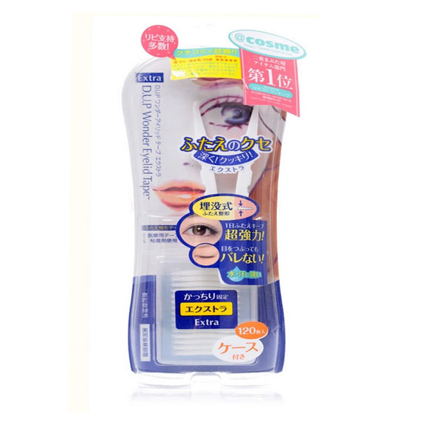 DUP Japan-Wonder Eyelid Tape Double Eyelid - Extra