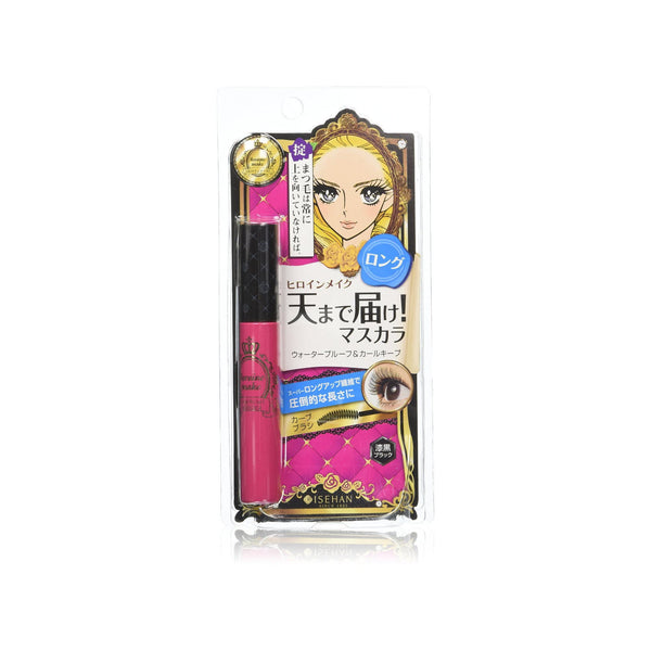 Kiss Me Heroine Make Mascara-Black
