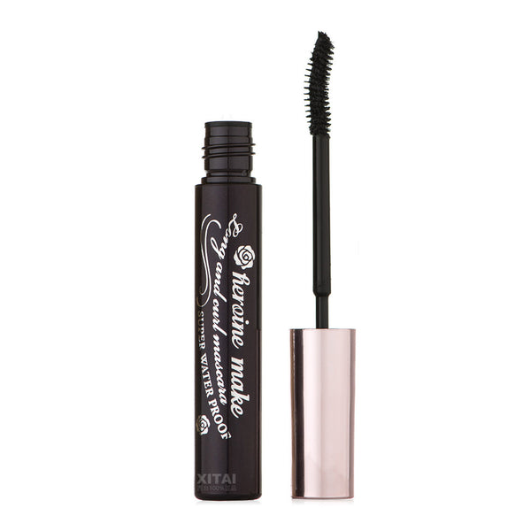 Kiss Me Heroine Make Super Water Proof Mascara-Black