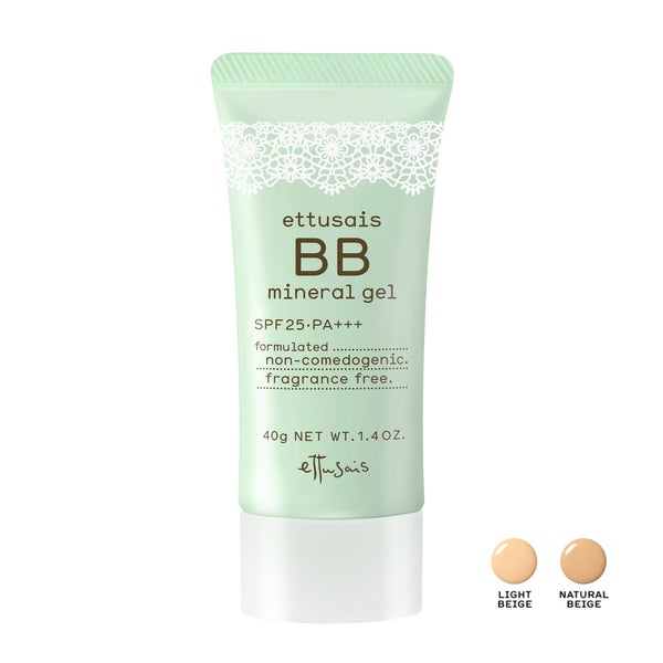 Ettusais Medicated BB Mineral Gel LB -Light Beige SPF25 PA+++ 40g