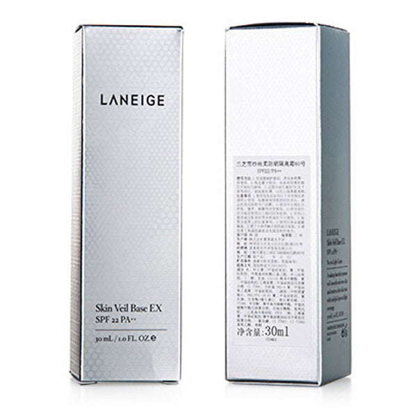 Laneige The Secret Of Snow Crystal Skin Veil Base SPF 26 - 60 Green 30ml