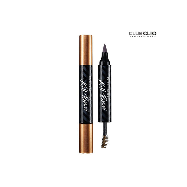 CLIO TINTED TATTOO KILL BROW (EARTH BROWN #1)