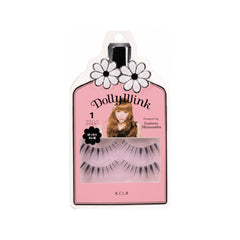 KOJI Dolly Wink False Eyelashes No.1 Dolly Sweet 2 pairs