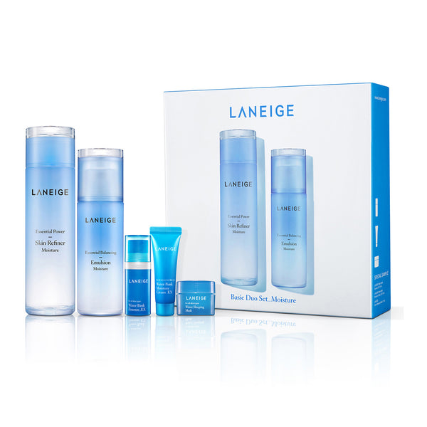 Laneige Basic Set - Moisture