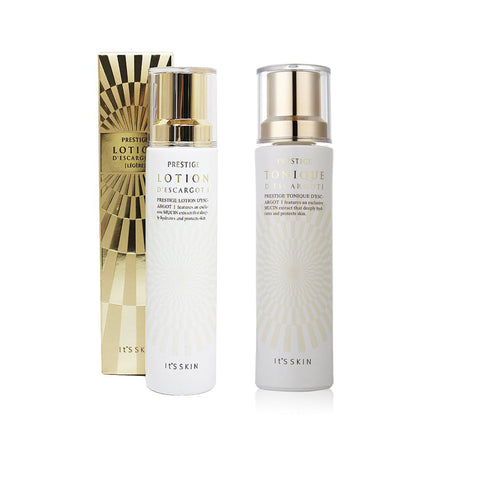 It's Skin Prestige  D'escargot II Set (lotion & tonique)