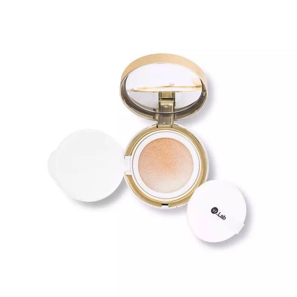 W.Lab W-Honey Beam Cushion Functional Whitening Wrinkle SPF 50+/PA+++ No.21 15g