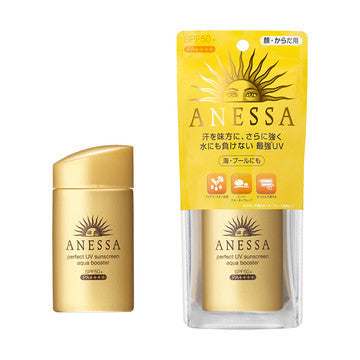 SHISEIDO 2016  Anessa Perfect UV Sunscreen Aqua Booster SPF50+ PA++++ 60ml
