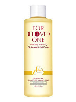 For Beloved One Melasleep Whitening Ethyl Ascorbic Acid Toner 200ml