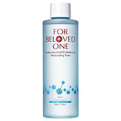 For Beloved One Hyaluronic Acid Tri-Molecules Moisturizing Toner 200ml