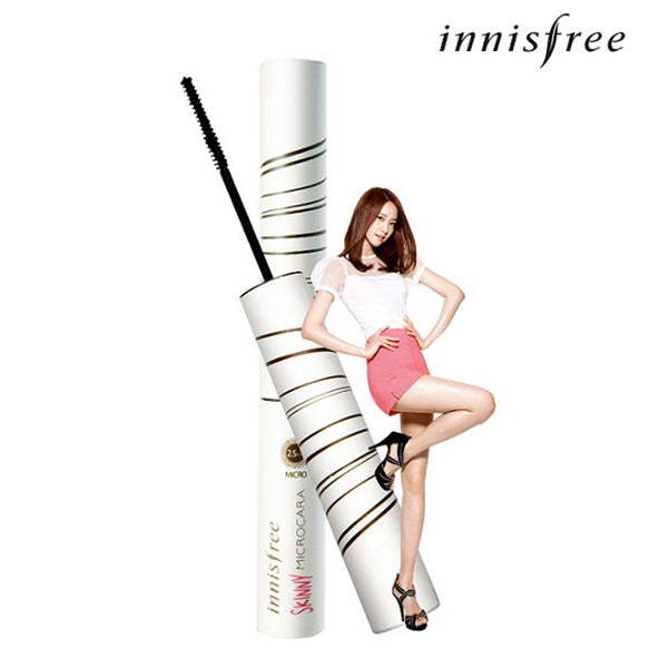 Innisfree Skinny Microcara (Black) 3.5g