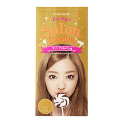 Etude House Salon Cream Hair Coloring - Vanilla Gold Brown
