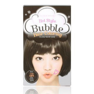 Etude House Hot Style Bubble Hair Coloring - BK01 black