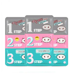 Holika Holika Pig-nose Clear Black Head 3 Steps 15pcs