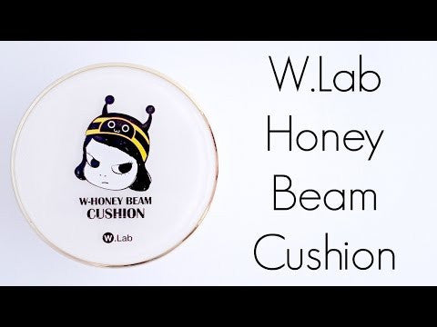 W.Lab W-Honey Beam Cushion Functional Whitening Wrinkle SPF 50+/PA+++ No.23 15g