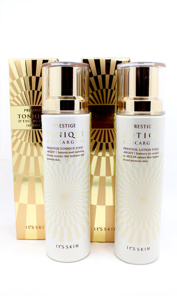 It's Skin Prestige  D'escargot I set - Lotion&Tonique