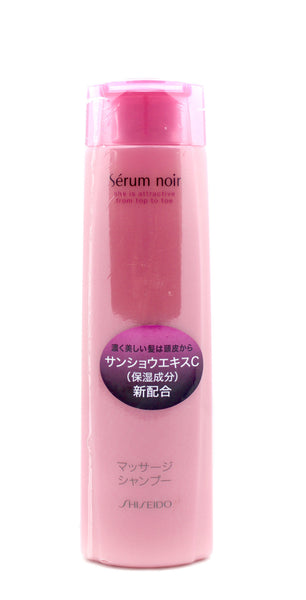 SHISEIDO Serum Noir Massage Shampoo N 240ml