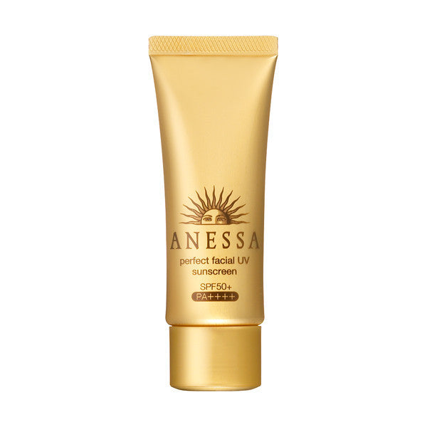 Shiseido Anessa Perfect UV Facial Sunscreen SPF50+PA++++ 40g