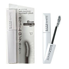 Kanebo Kate Lash Maximizer Eyelash Plus Fiber-In Mascara Base Primer Clear White