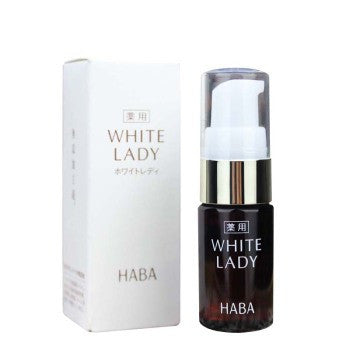 HABA White Lady Whitening Serum 10ml