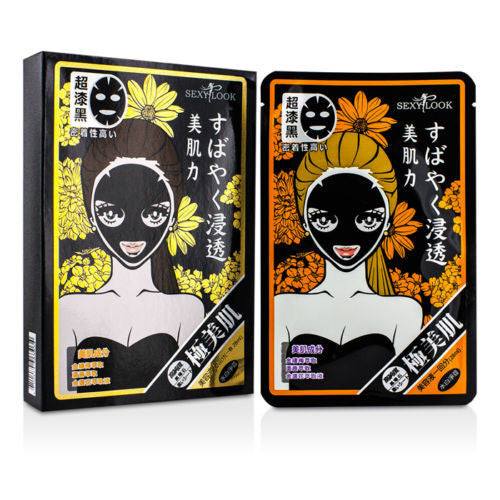 SEXYLOOK Acne & Whitening Cotton Mask 5pcs