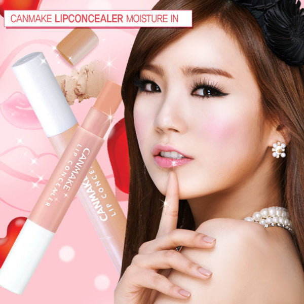 CANMAKE Lip Concealer Moisture In Stick