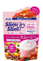 Asahi Slim up Slim Shake - Strawberry