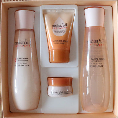 Etude House Moistfull Collagen Skin Care Special Set