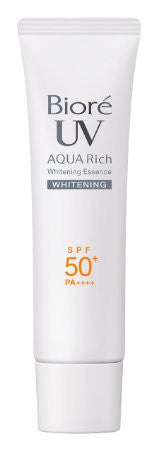Biore UV Aqua Rich UV Whitening Cream for Face SPF50+ PA++++ 33g