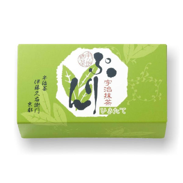 Uji Matcha Green Tea Pudding 5 pcs
