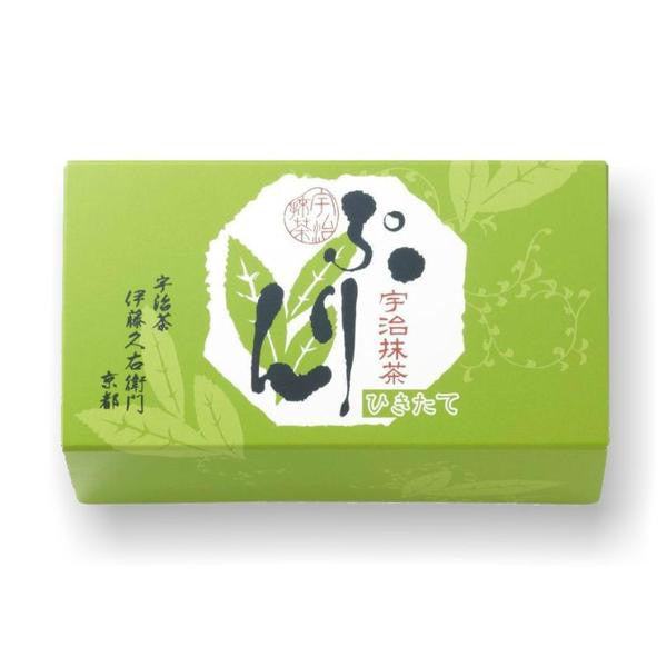 Uji Matcha Green Tea Pudding 4 pcs (Box slightly damaged)