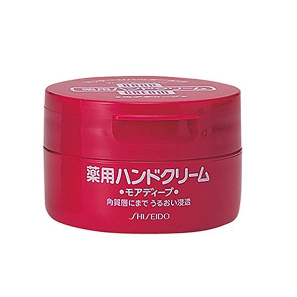 SHISEIDO Medicated Deep Moisture Hand Cream 100g