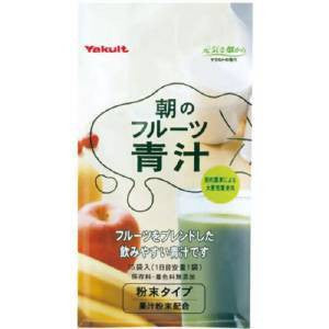 Yakult Morning Fruit Green Juice 7 g x 15 bag
