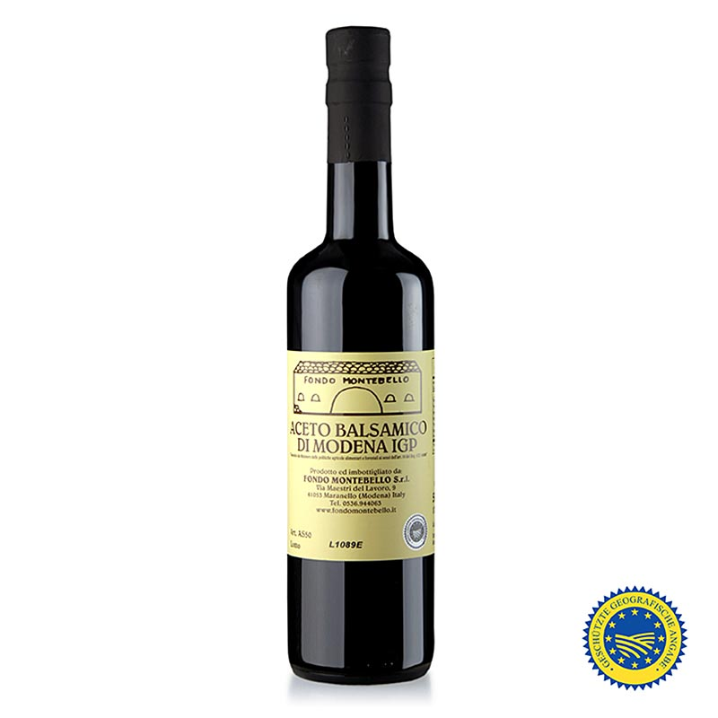 Aceto Balsamico di Modena g.g.A., AS 50 500 ml
