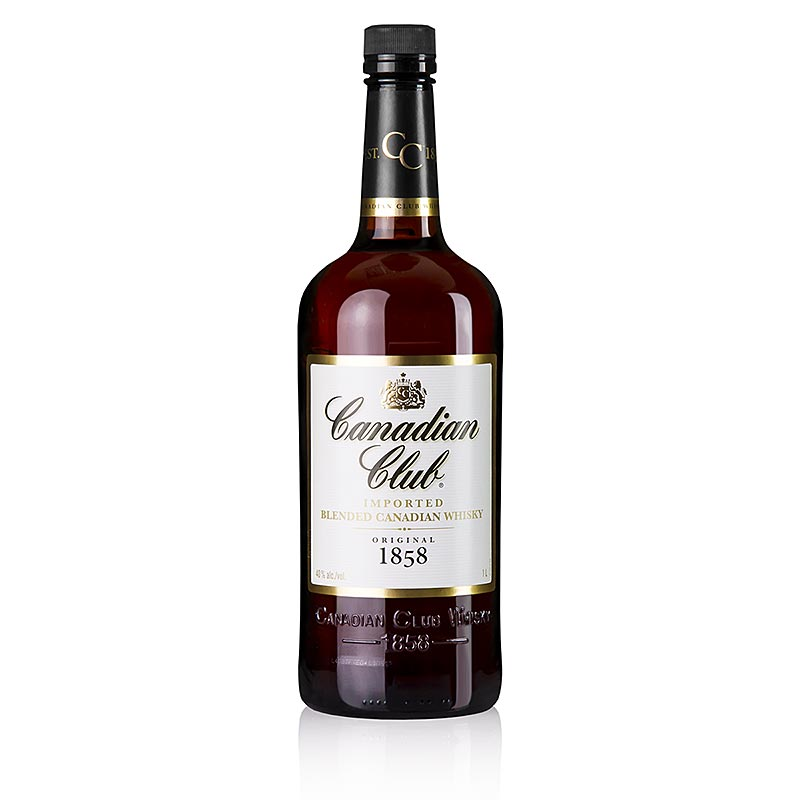 Blended Whisky Canadian Club, 40% vol., Kanada 1 l