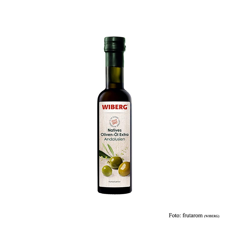 Wiberg Natives Olivenöl Extra, Kaltextration, Andalusien 250 ml