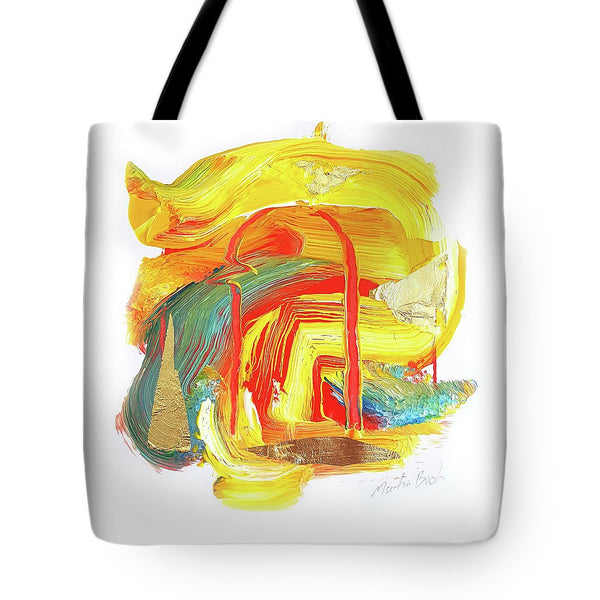 Gho-ghi Chicken - Tote Bag