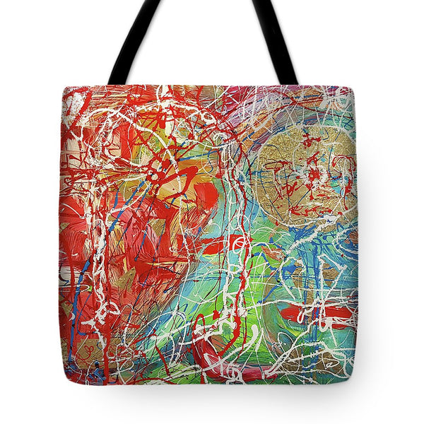 Gho-ghi - Jewel Golden - Tote Bag