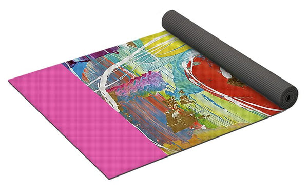 Temple Heart - Yoga Mat