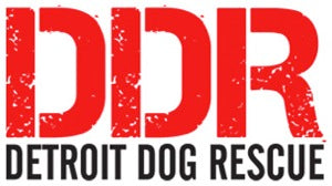 detroit dog rescue logo