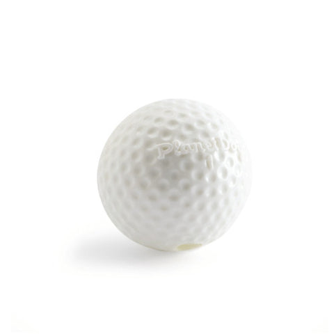 planet dog golf ball toy for small dogs
