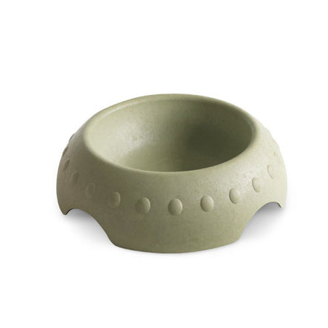 Pura Naturals Eco-Friendly Dog Bowl: Herb